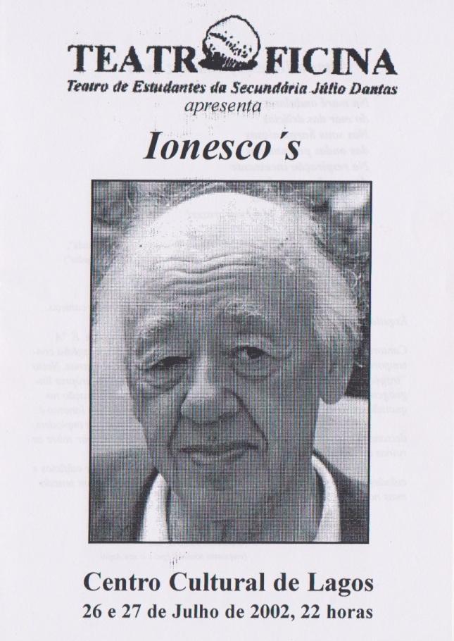 Ionesco's - exterior